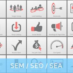 SEM / SEO / SEA